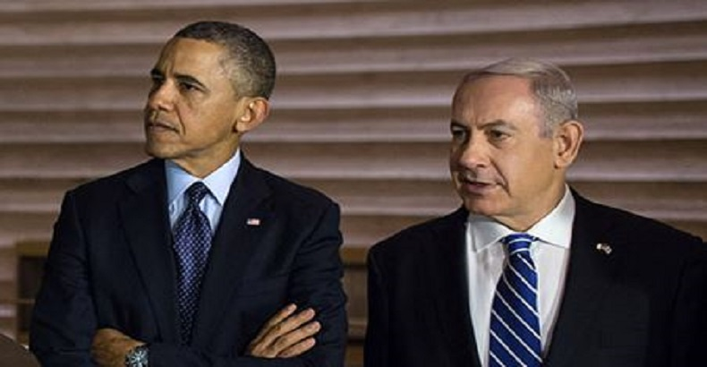 Pourquoi Obama détestait Netanyahou