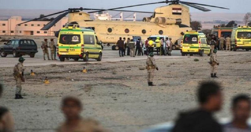 Attentat en Egypte