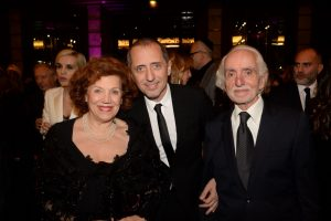 Gad Elmaleh et ses parents