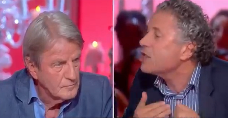 Goldnadel vs Kouchner